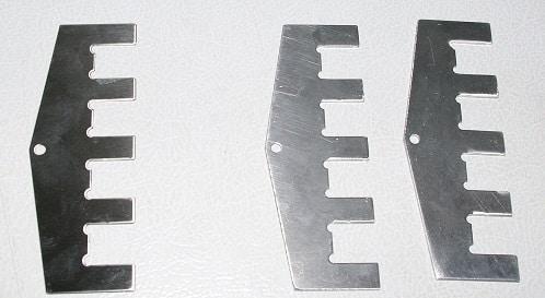 Pinball Magic Drop Target Plate