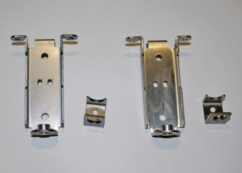 Pop Bumper Bracket